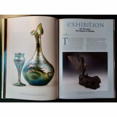 coup De fouet 'Exhibition' spread
